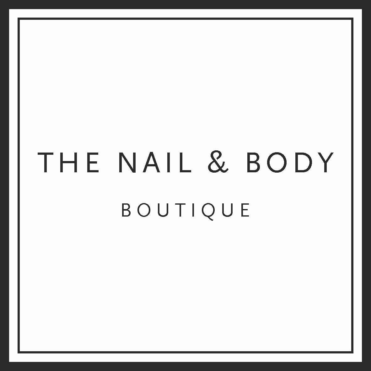 The Nail & Body Boutique logo