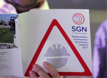 SGN gas brochure