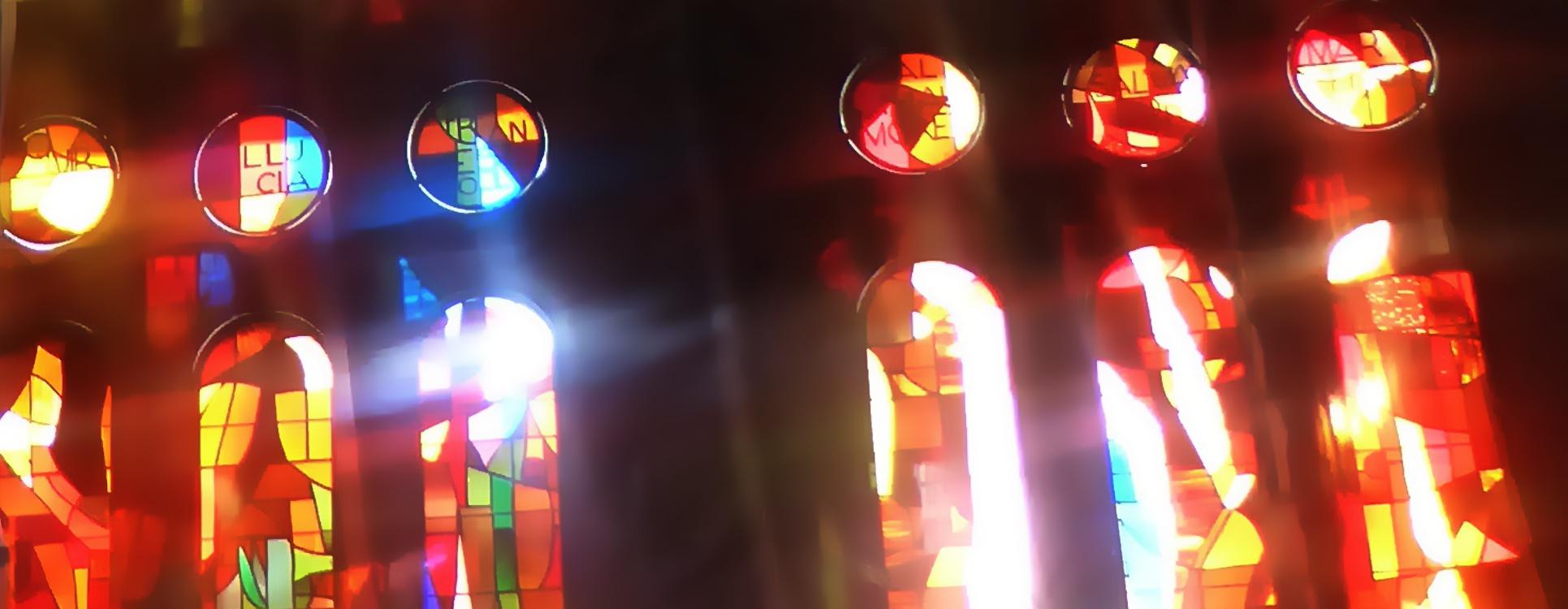 colour glass