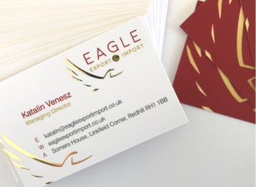 MAD Ideas business cards