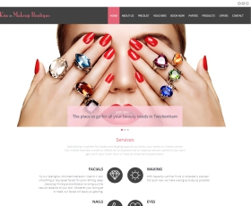 Nails website