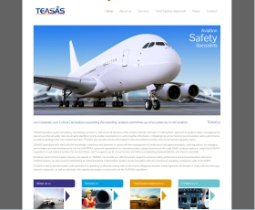 Teasas website