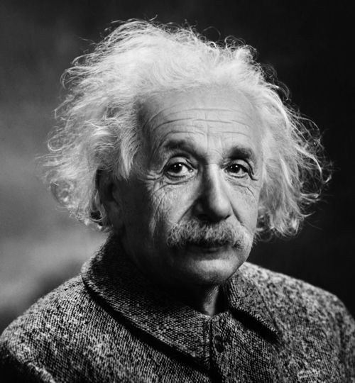 Albert Einstein - our inspiration