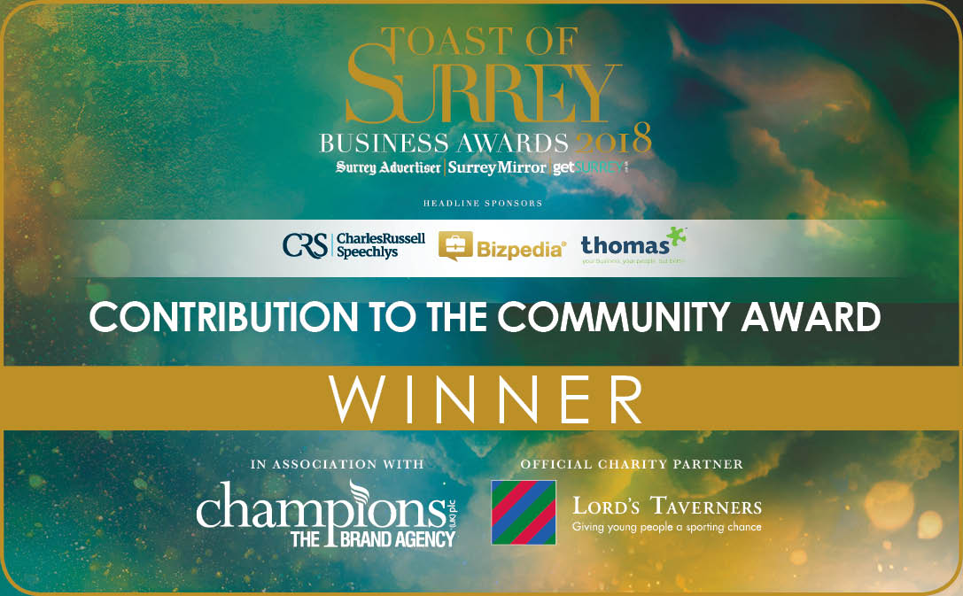 Contribution to the Community Award