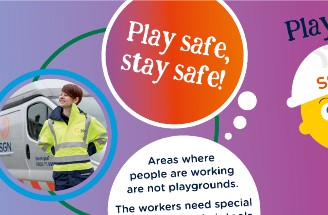 Play safe stay safe marketing materials
