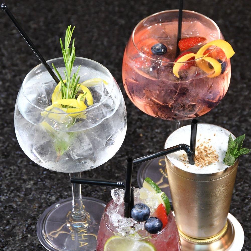 Chokha cocktails
