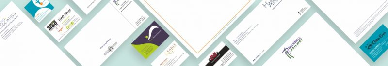 printed business stationery