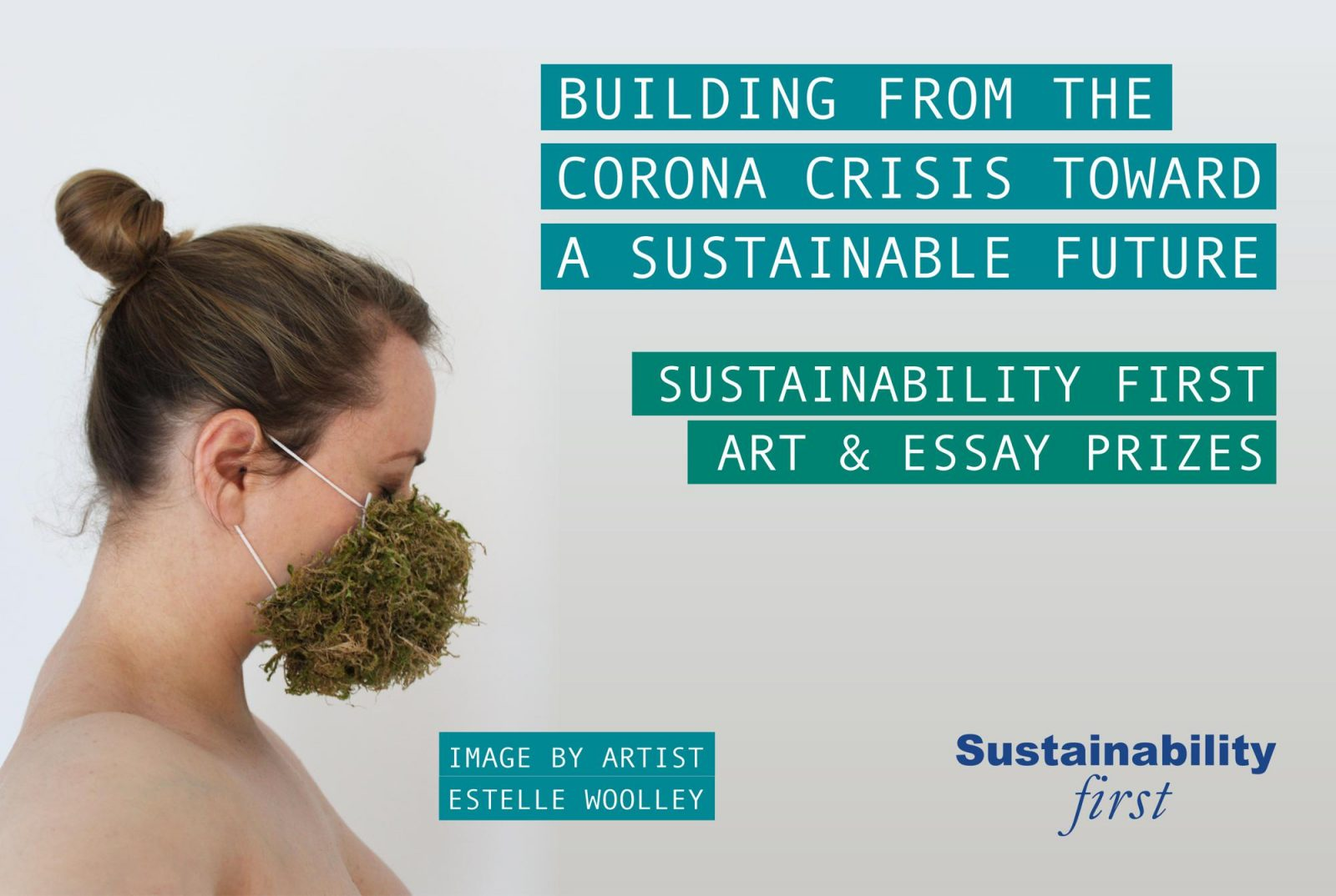 How do we build from the current corona crisis towards a more sustainable future?