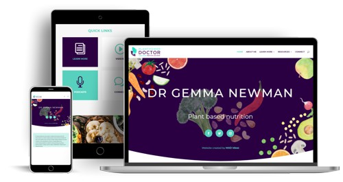 Dr Gemma Newman website